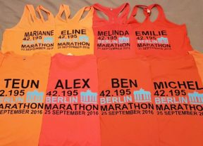 Berlin Marathon '16